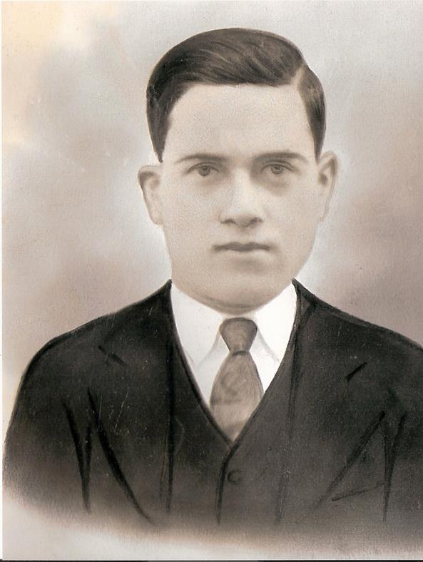 Juan Antonio Bueno Pérez, alcalde de Bonares fusilado en el cementerio de San Juan del Puerto.