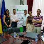 Coopinte renueva el convenio de colaboración con Telefonica-Movistar.