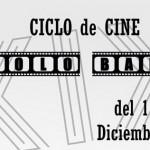 """Programación de XIX Ciclo de Cine """"Manolo Barba""""."""