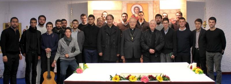 misioneros seminaristas
