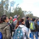El Aula de Sostenibilidad de La Universidad realiza una  Reforestación en el Arboreto del Villar.