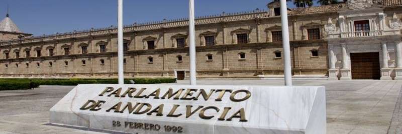 """""""parlamento de andalucia"""""""