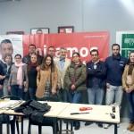 Escrito de agradecimiento del PSOE de Bonares.