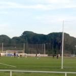 El Bonares Bonafru se acerca  a la zona alta de la tabla tras la victoria ante el San Juan.