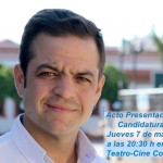 El PP-Bonares presenta a los componentes de su candidatura a la alcaldía de Bonares.