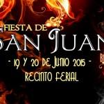 Fiesta de San Juan 2015.