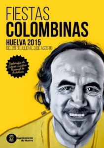 cartel Colombinas 2015 huelva.