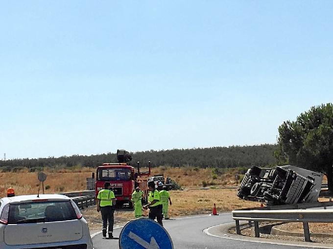 accidente mortal en el cruce de Chucena.