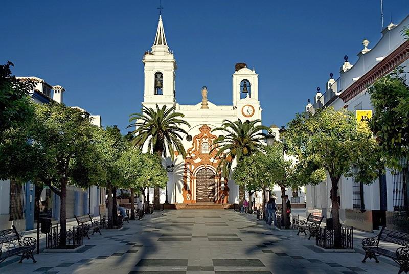 iglesia de Almonte