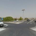 Muere una joven de 24 años en accidente de trafico en el cruce de Niebla-Bonares.