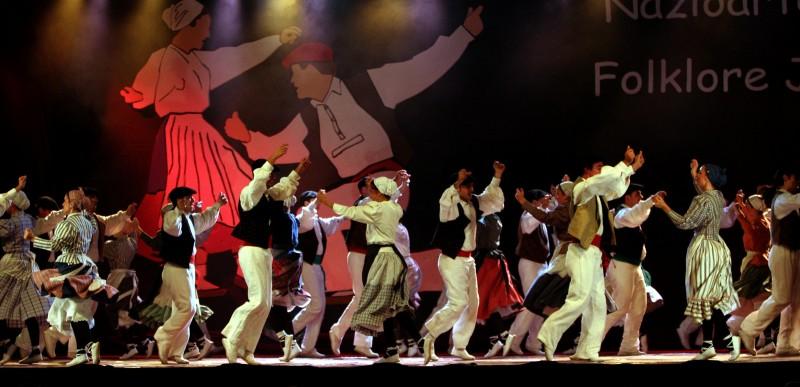 danzas del país Vasco.