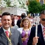 Entrevista a Cándido Coronel Presidente de la Hdad. de Santa María Salomé.