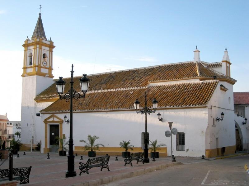 iglesia lucena del puerto