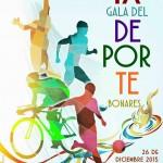 Premiados IX Gala del Deporte bonariego.