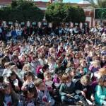 El Colegio Lora Tamayo celebra el Día de la Paz y la no Violencia.