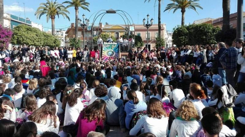 Día de la Paz y la no Violencia en Bonares