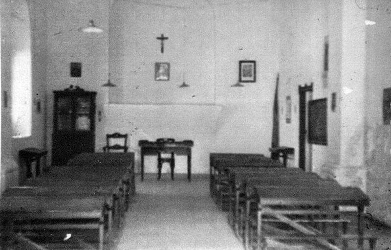 Escuela ermita de San Sebastián