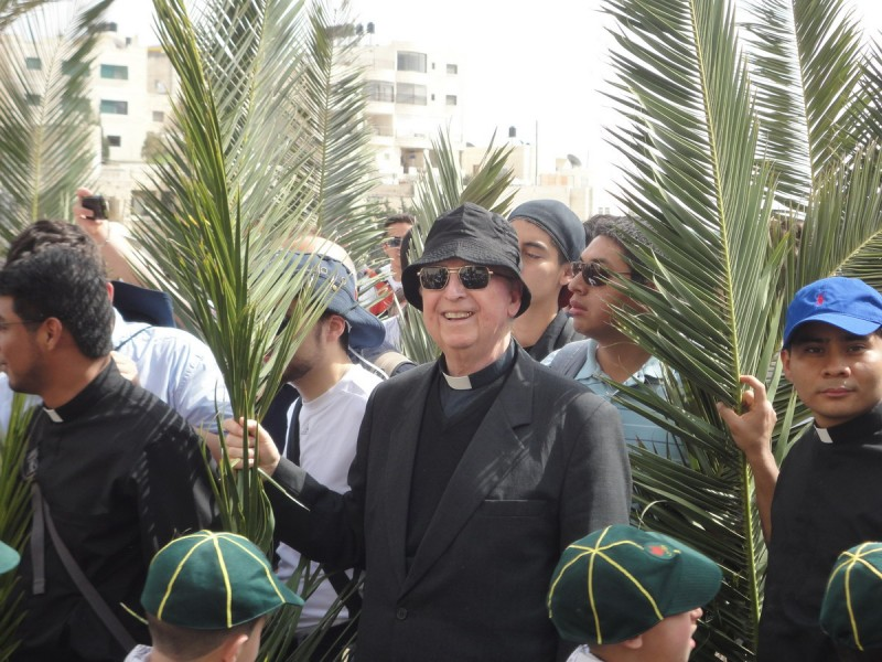 Antonio Martin sacerdote desde Galilea.