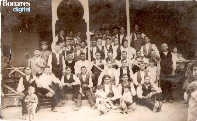 Caseta del Ayuntamiento años 40.