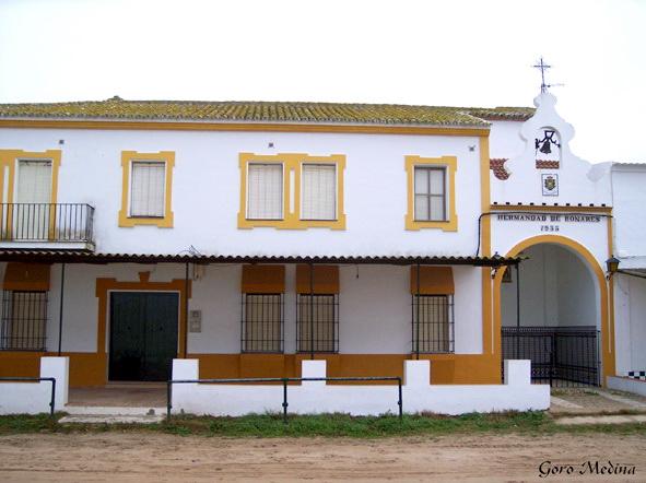 hermandad del Rocio de Bonares