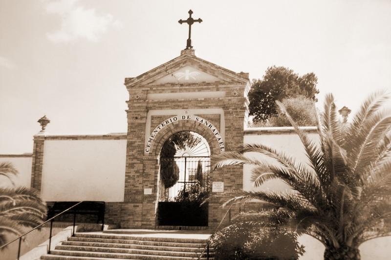 cementerio de Bonares