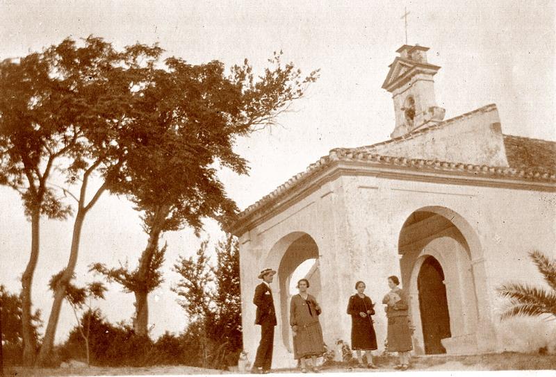 ermita santa Maria salome de Bonares.