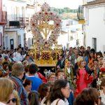 Verbena y Romerito Calle La Fuente, imágenes.
