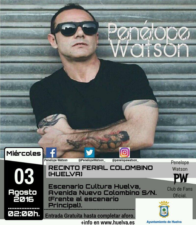 concierto colombinas 2016
