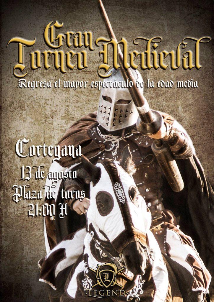 torneo medieval en cortegana