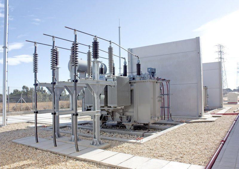 El Fresno obra-trasvase-subestación eléctrica Pinzón