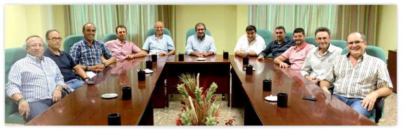 consejo rector Bonafru de Bonares
