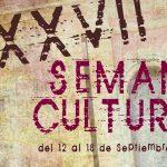 Semana Cultural Andaluza 2016, programación.