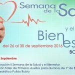 Semana de la salud y el bienestar en Bonares.