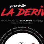 """TRIKI café-bar y """"El Cártel"""" presentan la exposición 'A la deriva'."""