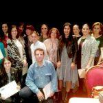 Las auxiliares de Bonares de DECONSA participan en el IV Encuentro de Auxiliares de Ayuda a Domicilio.