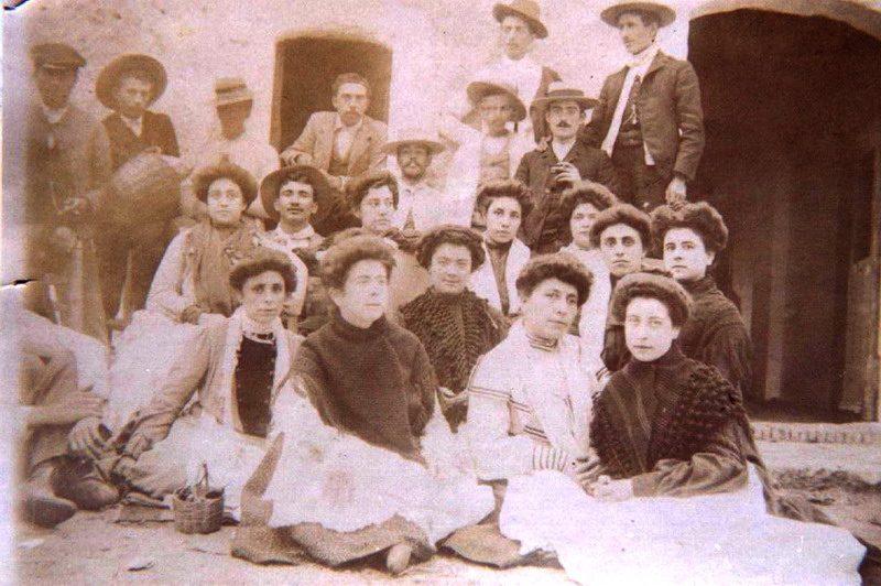años 20 Bonares Huelva