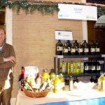 """El aceite de Bonares """"Salome"""" presente en la VII Muestra de Aceites de la Provincia."""