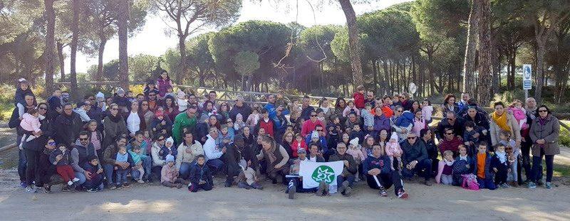 foto de familia ecologistas en accion