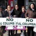 Vecinos de el Rocío piden que el columbario se construya fuera del núcleo urbano.