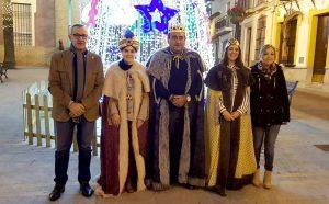 reyes magos de Bonares