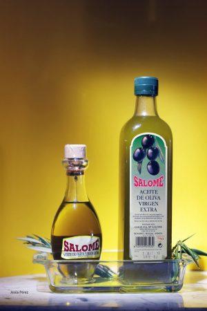 aceite Salome de Bonares.