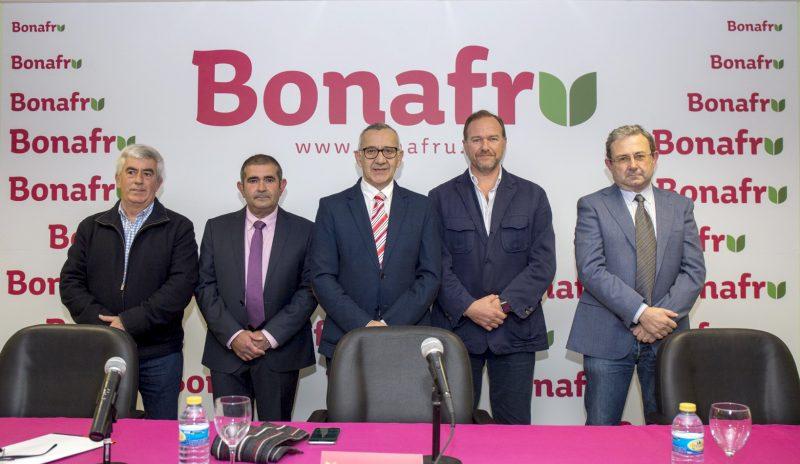 presentacion nuevo logotipo bonafru
