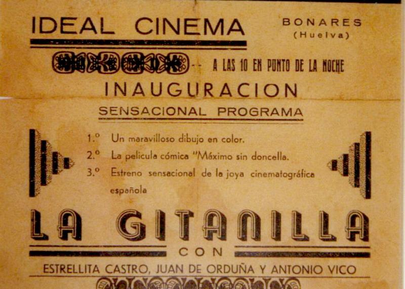ideal cinema bonares