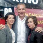 La Peña Barcelonista Carlos Rexach de Bonares celebra sus bodas de plata.