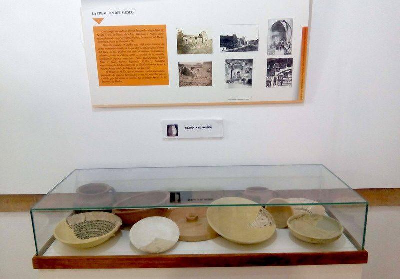piezas arqueológicas Niebla