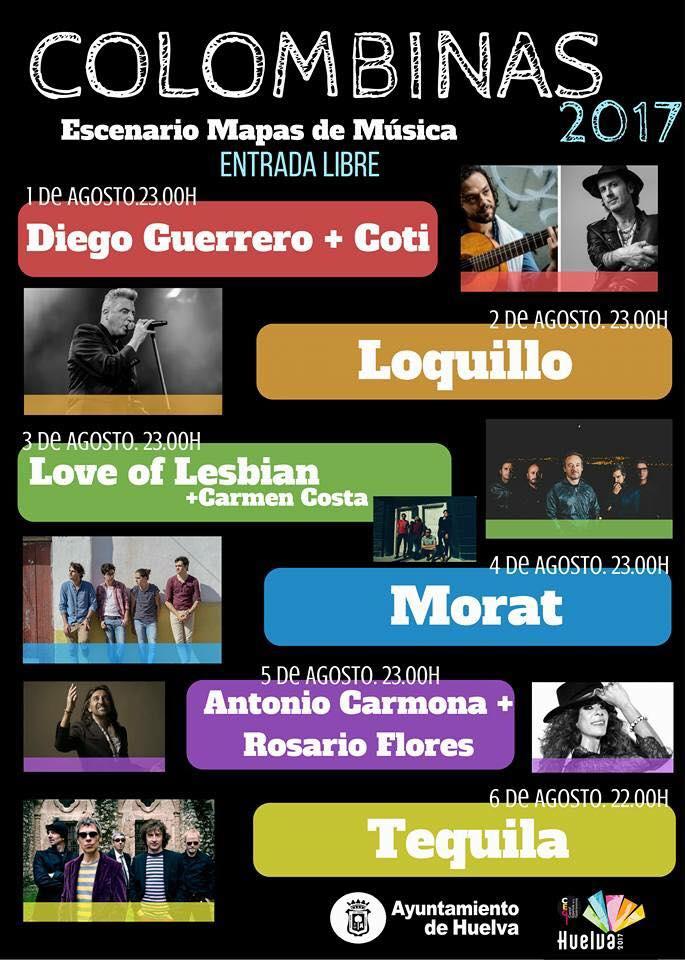 conciertos colombinas 2017