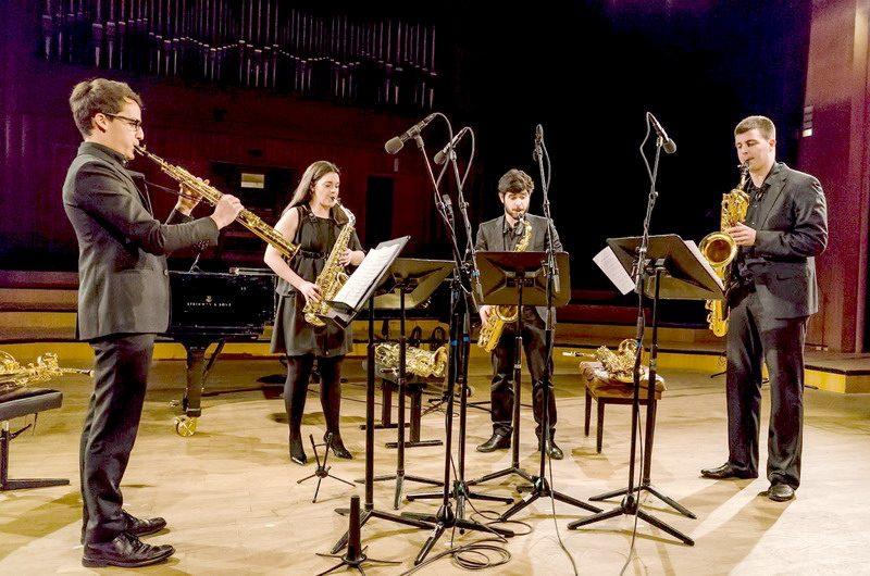 Spectre Quartet en bonares