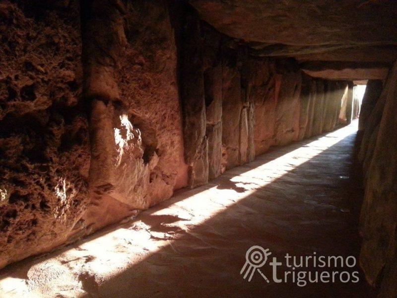 dolmen de soto trigueros