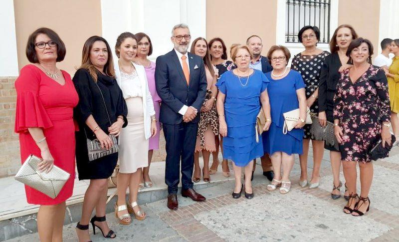 mayordomas premios onubenses