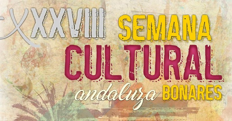 semana cultural bonares
